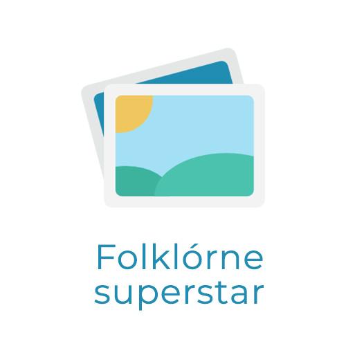 Folklórna superstar (Šk. rok 2017/2018)